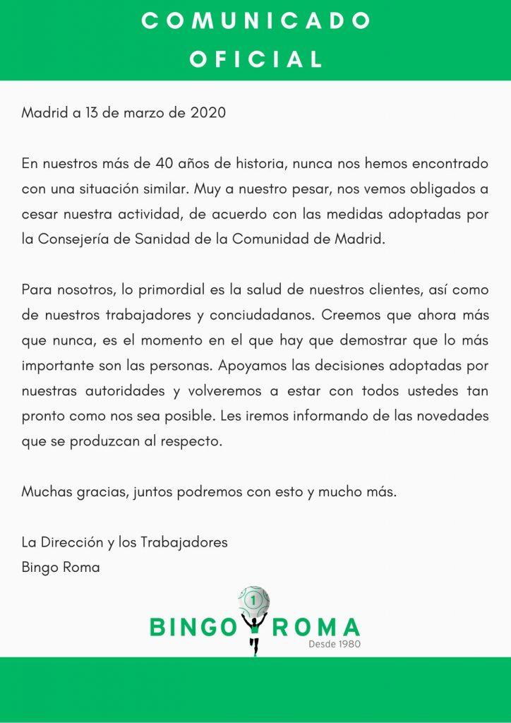 bingo-roma